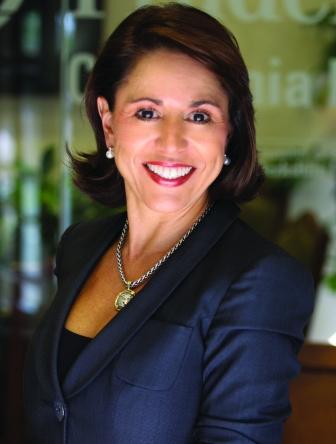 K. Ann Brizolis Headshot Print