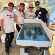 Pacific sotheby s international realty agents of change initiative surpasses 100 000 in - Putting together stylish kitchen abcs ...